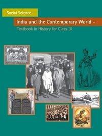 India and the Contempoarary World-I IX